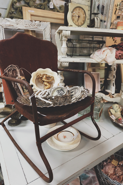 Gypsy Chic Vintage Market in Lincoln, CA – Boutique Antique